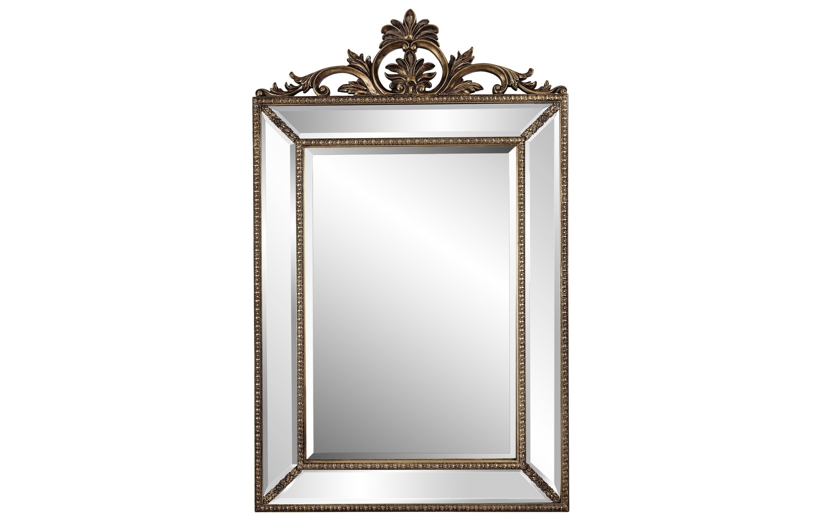 Зеркало Ambren SilverНастенные зеркала<br><br><br>Material: Полирезин<br>Ширина см: 90.0<br>Высота см: 144.0<br>Глубина см: 4.0