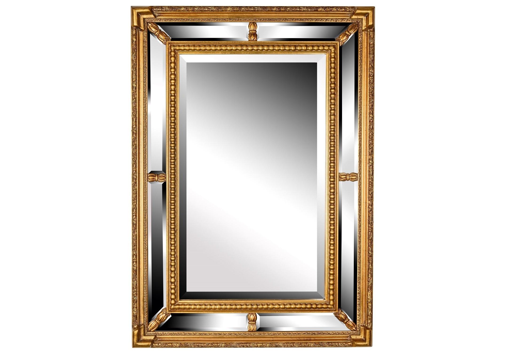 Зеркало Albert GoldНастенные зеркала<br><br><br>Material: Полирезин<br>Width см: 61<br>Depth см: 4<br>Height см: 86