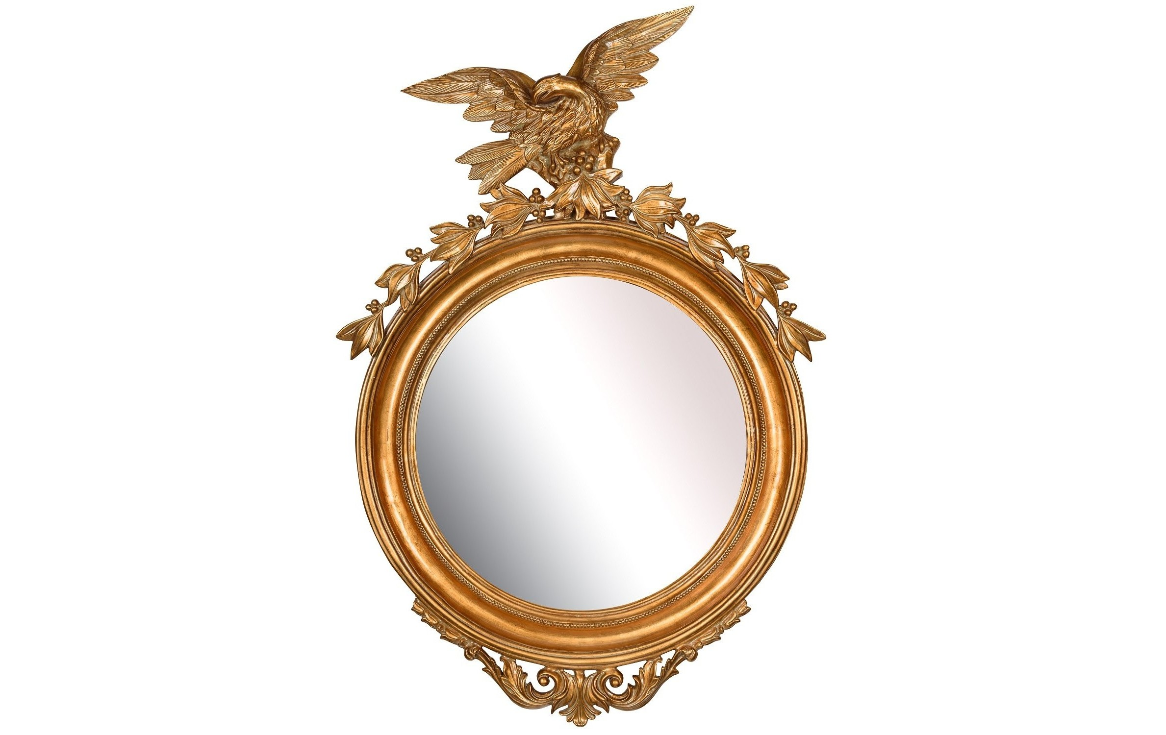 Зеркало EagleНастенные зеркала<br><br><br>Material: Полирезин<br>Width см: 75<br>Depth см: 11<br>Height см: 111