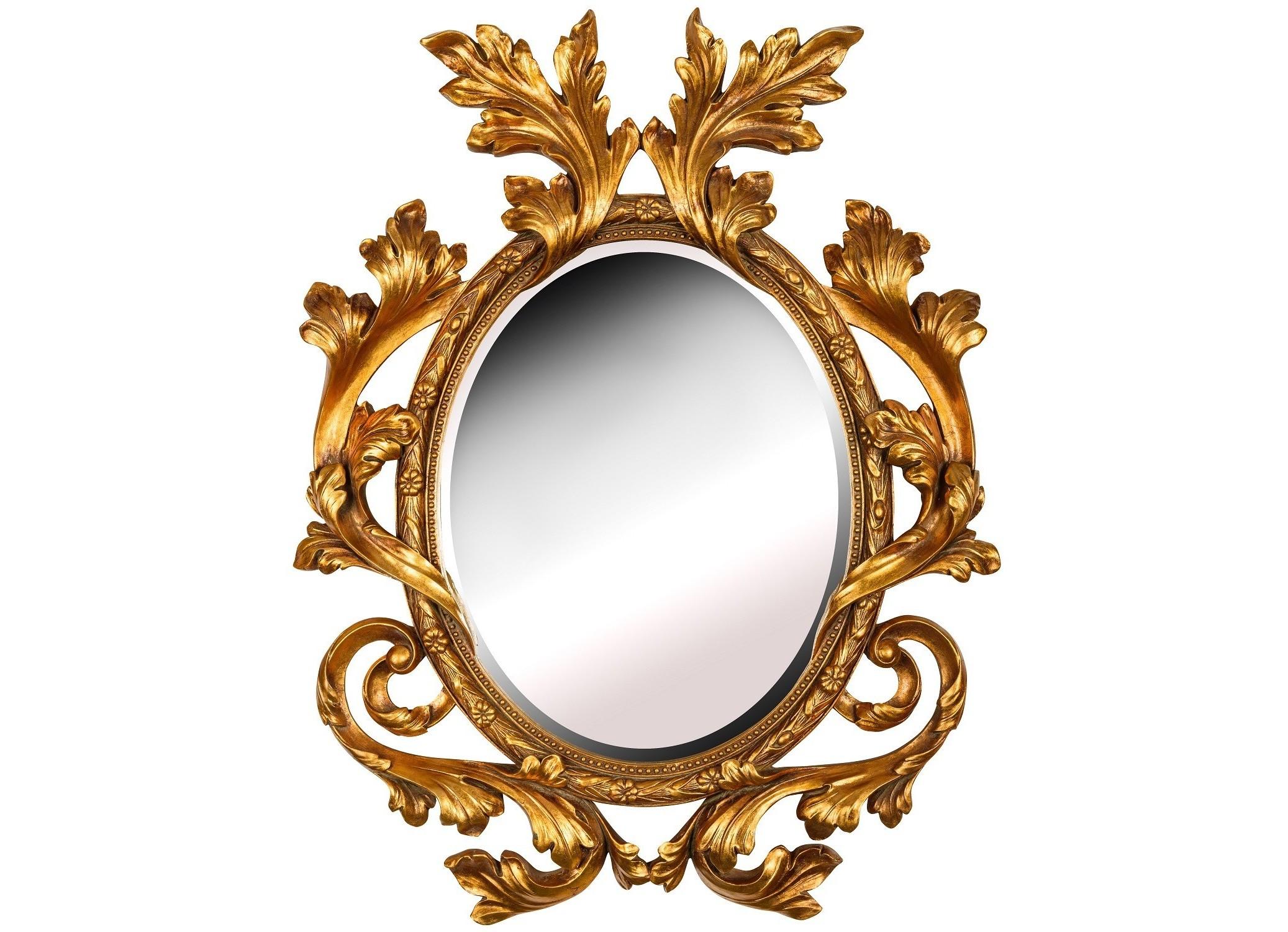 Зеркало Glory GoldНастенные зеркала<br><br><br>Material: Полирезин<br>Width см: 69<br>Depth см: 5<br>Height см: 87
