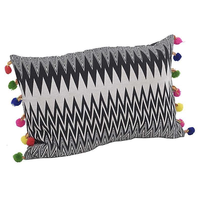 Подушка GregoПрямоугольные подушки и наволочки<br><br><br>Material: Хлопок<br>Ширина см: 44<br>Высота см: 10<br>Глубина см: 29