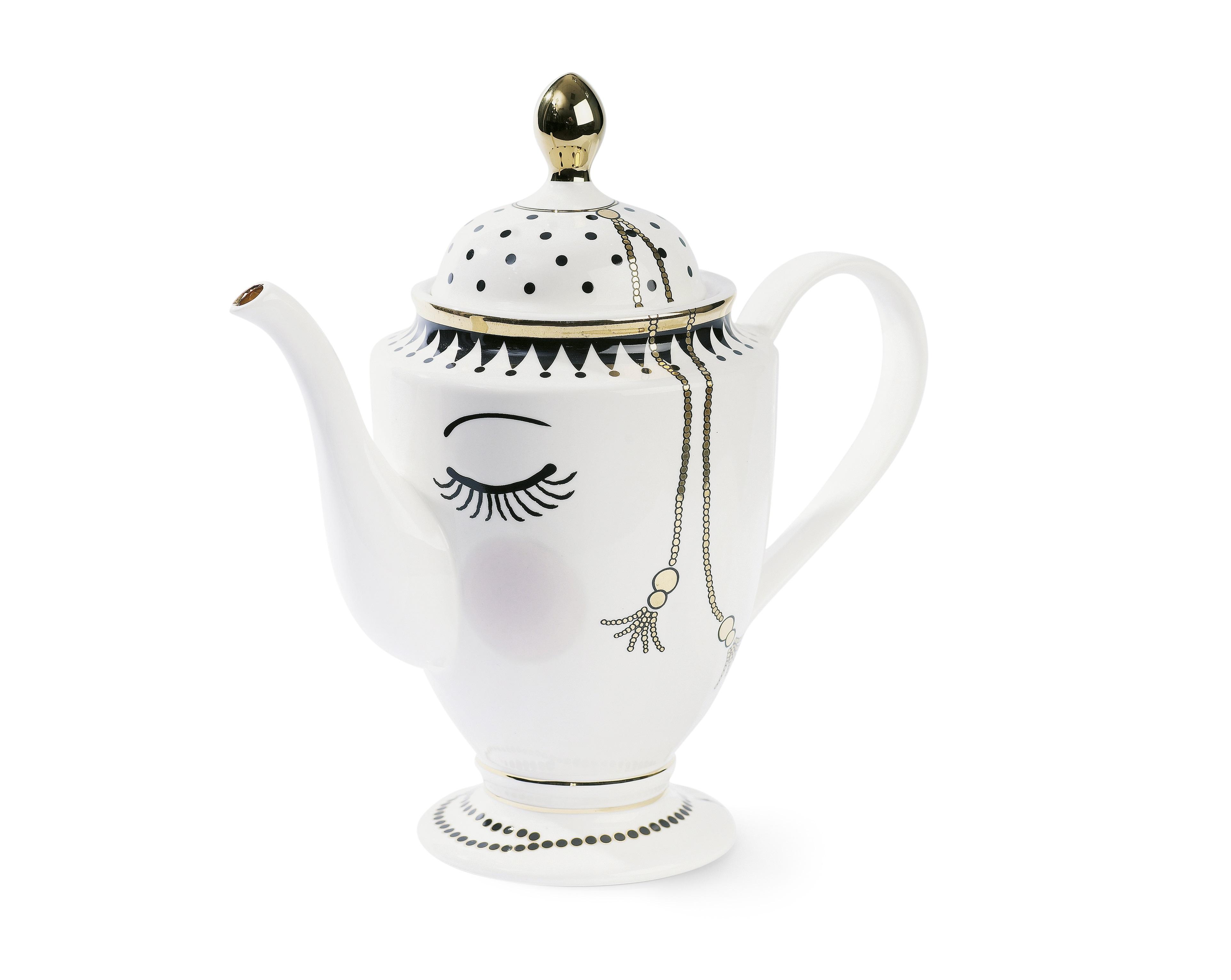 ЧайникЧайники<br>Чайник Miss Etoile наделён изысканным и стильным дизайном, благодаря чему он непременно подчеркнет атмосферу вашего чаепития, будь то посиделки с подружками или теплый вечер в кругу семьи. Вся посуда Miss Etoile прекрасно сочетается между собой, поэтому вы можете дополнить чайник любыми предметами из других коллекций, и все вместе будет смотреться очень гармонично и естественно.&amp;lt;div&amp;gt;&amp;lt;br&amp;gt;&amp;lt;/div&amp;gt;&amp;lt;div&amp;gt;Объем 1 л.&amp;amp;nbsp;&amp;lt;/div&amp;gt;&amp;lt;div&amp;gt;ВНИМАНИЕ: Просьба вскрывать и проверять товар при курьере и не подписывать документы о приеме, пока Вы не убедитесь, что ничего не повредили при доставке.&amp;lt;/div&amp;gt;<br><br>Material: Керамика<br>Ширина см: 15<br>Высота см: 27<br>Глубина см: 15