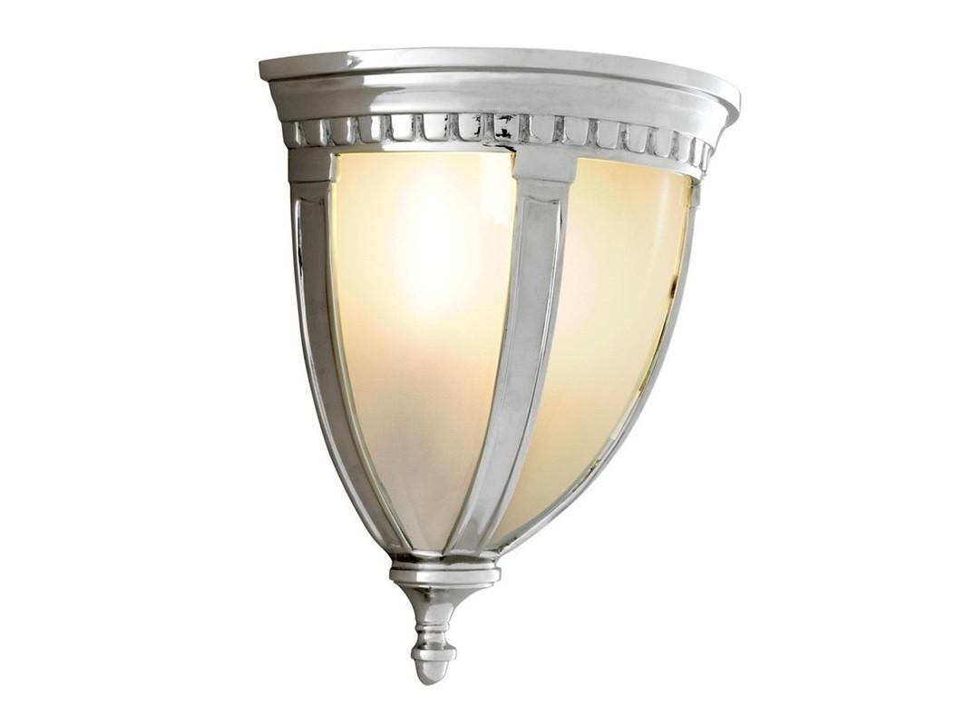 Настенный светильник MassenaБра<br>Настенный светильник Wall lamp Massena с оригинальным дизайном. Выполнен из никелированного металла. Створки плафона выполнены из матового стекла бело-песочного цвета.&amp;lt;div&amp;gt;&amp;lt;br&amp;gt;&amp;lt;/div&amp;gt;&amp;lt;div&amp;gt;&amp;lt;div&amp;gt;Цоколь: E14&amp;lt;/div&amp;gt;&amp;lt;div&amp;gt;Мощность: 40W&amp;lt;/div&amp;gt;&amp;lt;div&amp;gt;Количество ламп: 2&amp;lt;/div&amp;gt;&amp;lt;/div&amp;gt;<br><br>Material: Металл<br>Ширина см: 31<br>Высота см: 35<br>Глубина см: 19