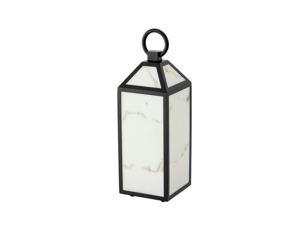 Настольная лампа BlakemoreДекоративные лампы<br>Настольная лампа Table Lamp Blakemore с плафоном в металлической рамке черного цвета. Стфорки плафона с эффектом камня алебастра.&amp;lt;div&amp;gt;&amp;lt;br&amp;gt;&amp;lt;/div&amp;gt;&amp;lt;div&amp;gt;&amp;lt;div&amp;gt;Цоколь: E27&amp;lt;/div&amp;gt;&amp;lt;div&amp;gt;Мощность: 13W&amp;lt;/div&amp;gt;&amp;lt;div&amp;gt;Количество ламп: 1&amp;lt;/div&amp;gt;&amp;lt;/div&amp;gt;<br><br>Material: Металл<br>Ширина см: 18<br>Высота см: 54<br>Глубина см: 18