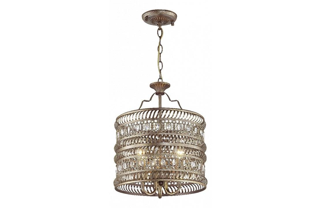 Подвесной светильник ArabiaПодвесные светильники<br>&amp;lt;div&amp;gt;Цоколь: E14&amp;lt;/div&amp;gt;&amp;lt;div&amp;gt;Мощность: 40W&amp;lt;/div&amp;gt;&amp;lt;div&amp;gt;Количество ламп: 3&amp;lt;/div&amp;gt;&amp;lt;div&amp;gt;&amp;lt;br&amp;gt;&amp;lt;/div&amp;gt;<br><br>Material: Металл<br>Height см: 45<br>Diameter см: 28.5