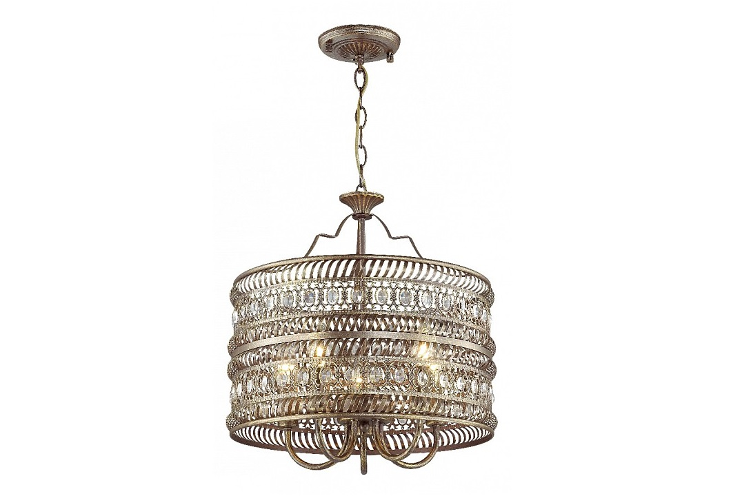 Подвесной светильник ArabiaПодвесные светильники<br>&amp;lt;div&amp;gt;Цоколь: E14&amp;lt;/div&amp;gt;&amp;lt;div&amp;gt;Мощность: 40W&amp;lt;/div&amp;gt;&amp;lt;div&amp;gt;Количество ламп: 5&amp;lt;/div&amp;gt;<br><br>Material: Металл<br>Высота см: 48