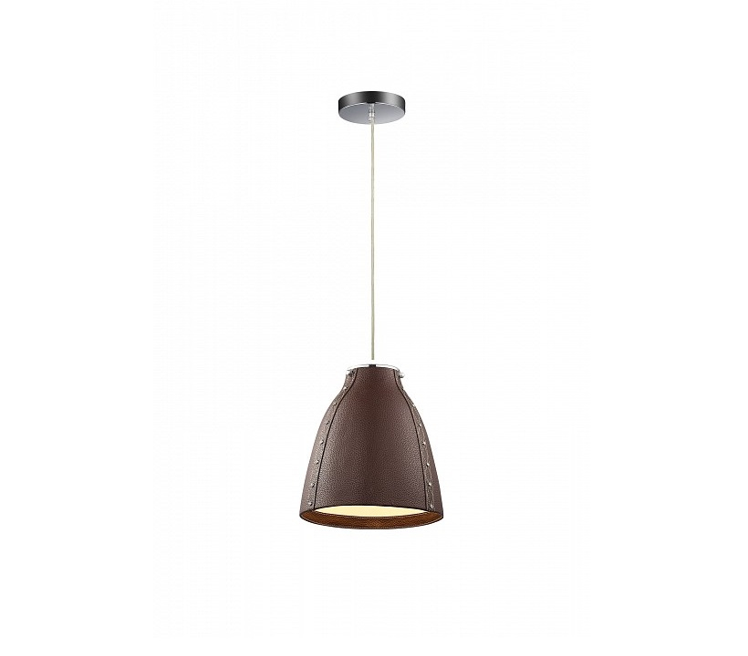 Подвесной светильник HautПодвесные светильники<br>&amp;lt;div&amp;gt;Цоколь: E27&amp;lt;/div&amp;gt;&amp;lt;div&amp;gt;Мощность: 60W&amp;lt;/div&amp;gt;&amp;lt;div&amp;gt;Количество ламп: 1&amp;lt;/div&amp;gt;<br><br>Material: Кожа<br>Высота см: 30