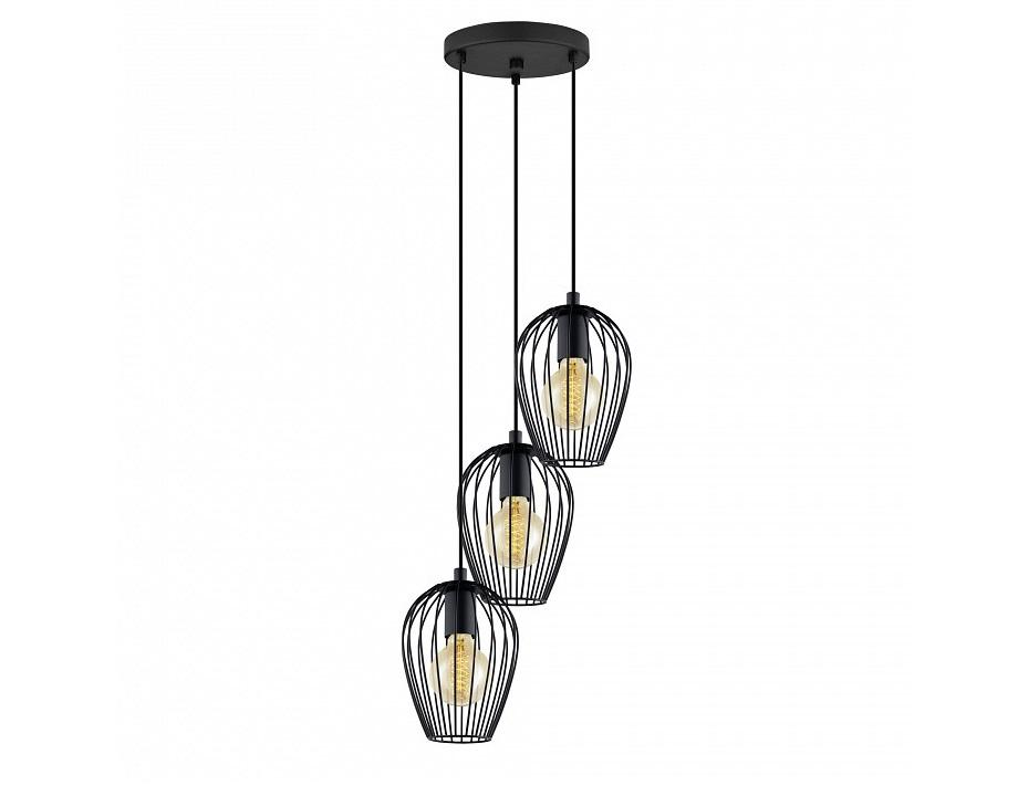 Подвесной светильник NewtownПодвесные светильники<br>&amp;lt;div&amp;gt;Цоколь: E27&amp;lt;/div&amp;gt;&amp;lt;div&amp;gt;Мощность: 60W&amp;lt;/div&amp;gt;&amp;lt;div&amp;gt;Количество ламп: 3&amp;lt;/div&amp;gt;<br><br>Material: Металл<br>Height см: 110<br>Diameter см: 38