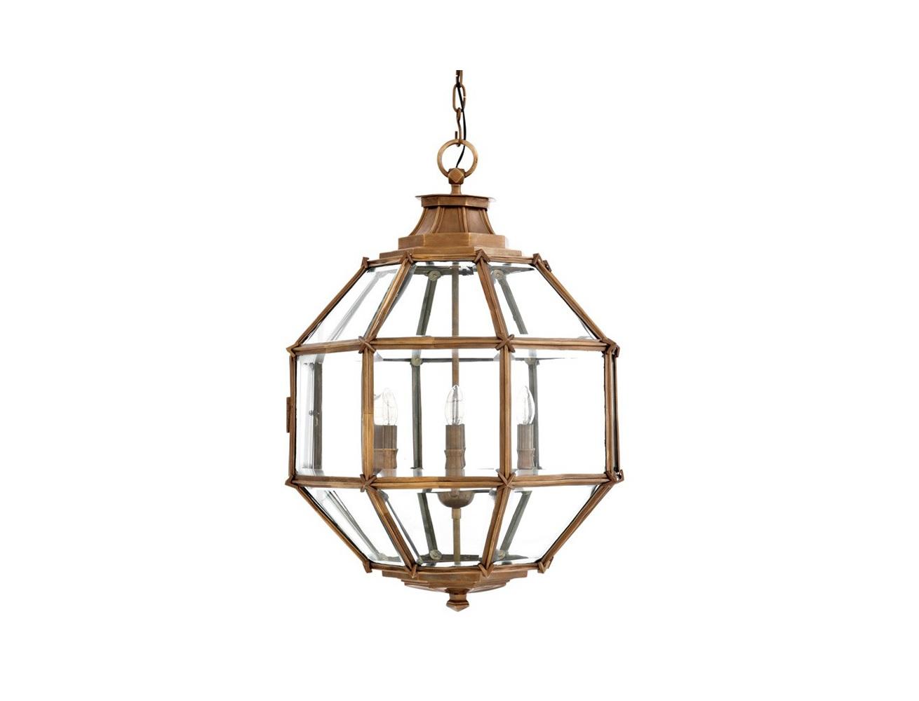 Подвесная люстра OwenЛюстры подвесные<br>Подвесной светильник-латерна из коллекции Owen на арматуре из состаренной латуни. Плафон выполнен из прозрачного стекла. Высота светильника регулируется за счет звеньев цепи.&amp;lt;div&amp;gt;&amp;lt;br&amp;gt;&amp;lt;/div&amp;gt;&amp;lt;div&amp;gt;&amp;lt;div&amp;gt;Вид цоколя: E14&amp;lt;/div&amp;gt;&amp;lt;div&amp;gt;Мощность лампы: 40W&amp;lt;/div&amp;gt;&amp;lt;div&amp;gt;Количество ламп: 4 (нет в комплекте)&amp;lt;/div&amp;gt;&amp;lt;/div&amp;gt;<br><br>Material: Металл<br>Width см: 60<br>Depth см: 60<br>Height см: 83