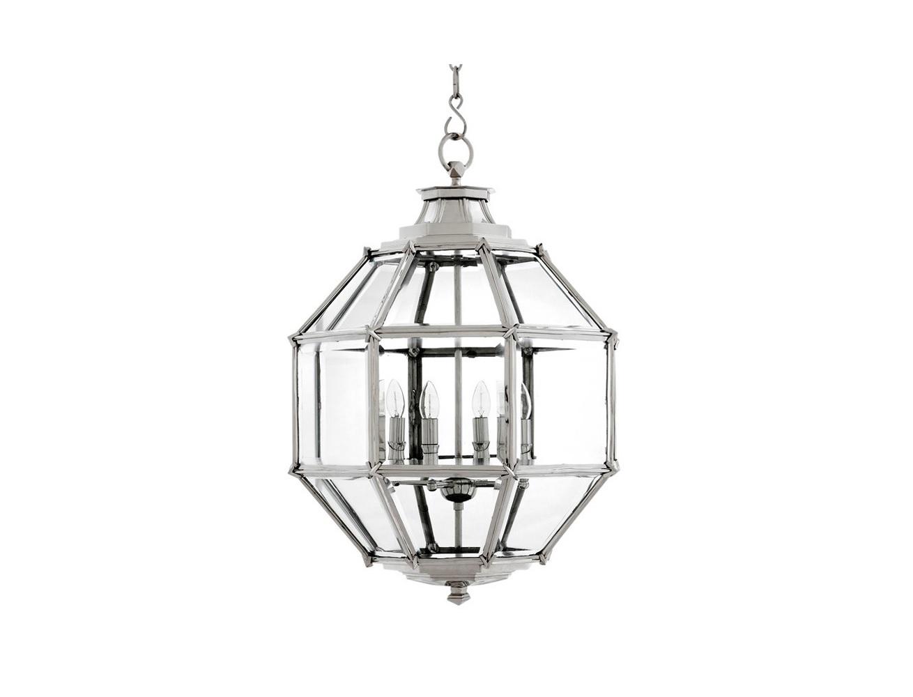 Подвесная люстра OwenЛюстры подвесные<br>Подвесной светильник-латерна из коллекции Owen на арматуре из никелированного металла. Плафон выполнен из прозрачного стекла. Высота светильника регулируется за счет звеньев цепи.&amp;lt;div&amp;gt;&amp;lt;br&amp;gt;&amp;lt;/div&amp;gt;&amp;lt;div&amp;gt;&amp;lt;div&amp;gt;Вид цоколя: E14&amp;lt;/div&amp;gt;&amp;lt;div&amp;gt;Мощность лампы: 40W&amp;lt;/div&amp;gt;&amp;lt;div&amp;gt;Количество ламп: 4 (нет в комплекте)&amp;lt;/div&amp;gt;&amp;lt;/div&amp;gt;<br><br>Material: Металл<br>Ширина см: 60<br>Высота см: 83<br>Глубина см: 60
