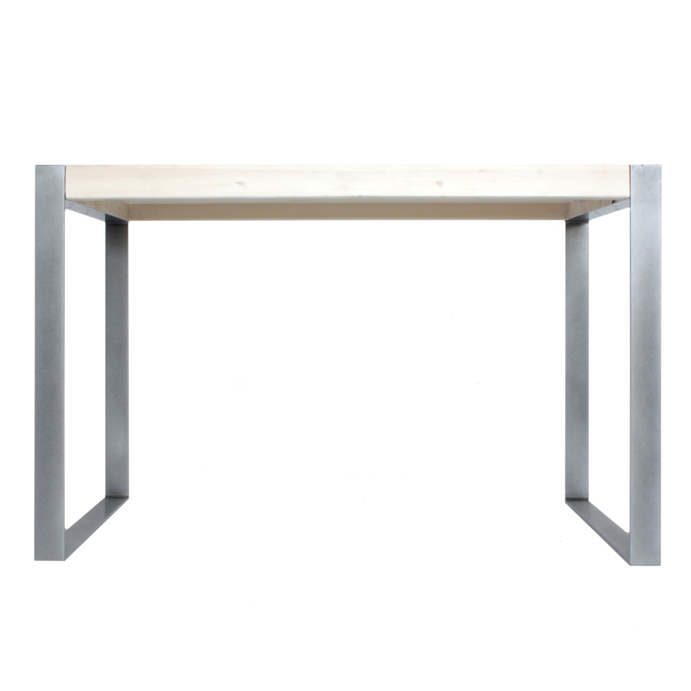 Стол Паниус со столешницей из хвойных породОбеденные столы<br>Массивная столешница из хвойных пород дерева на металлических ножках. Простой, надежный и современный стол.&amp;amp;nbsp;&amp;lt;div&amp;gt;&amp;lt;br&amp;gt;&amp;lt;/div&amp;gt;&amp;lt;div&amp;gt;Эта модель стола может быть изготовлена в ваших размерах.&amp;lt;/div&amp;gt;<br><br>Material: Дерево<br>Length см: None<br>Width см: 120<br>Depth см: 70<br>Height см: 75<br>Diameter см: None