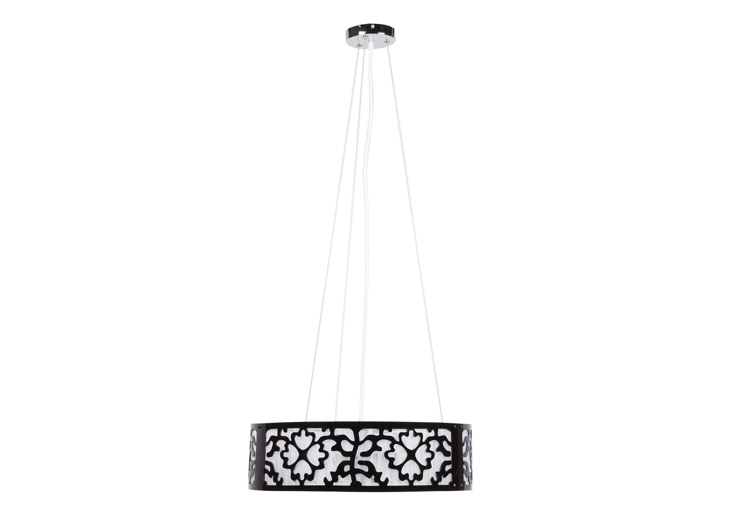 Люстра LoftПодвесные светильники<br>Подвесная люстра: абажур черный акрил и белое стекло размером диаметр 50 см, высота 15 см; основание хромированное железо; предназначена для использования со светодиодными лампами&amp;amp;nbsp;&amp;lt;div&amp;gt;&amp;lt;br&amp;gt;&amp;lt;/div&amp;gt;&amp;lt;div&amp;gt;&amp;lt;div&amp;gt;Вид цоколя: E14&amp;lt;/div&amp;gt;&amp;lt;div&amp;gt;Мощность: &amp;amp;nbsp;40W&amp;amp;nbsp;&amp;lt;/div&amp;gt;&amp;lt;div&amp;gt;Количество ламп: 3 (в комплекте)&amp;lt;/div&amp;gt;&amp;lt;/div&amp;gt;<br><br>Material: Акрил<br>Length см: None<br>Width см: None<br>Height см: 15<br>Diameter см: 50