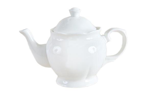 Чайник заварочный The snow QueenЧайники<br>Эксклюзивная коллекция чайно-столовой посуды &amp;quot;Снежная королева&amp;quot; - выбор истинных ценителей прекрасного!<br>Посуду отличает лёгкость, молочно-белый цвет, отводка с содержанием 10-ти процентного настоящего золота, оригинальность формы и рельефа.<br>Эксклюзивный рельеф &amp;quot;Снежинки&amp;quot;, украшающий посуду &amp;quot;Снежная королева&amp;lt;div&amp;gt;&amp;lt;br&amp;gt;&amp;lt;/div&amp;gt;&amp;lt;div&amp;gt;300 мл&amp;lt;br&amp;gt;&amp;lt;/div&amp;gt;<br><br>Material: Керамика<br>Length см: None<br>Width см: 15<br>Depth см: 15<br>Height см: 20