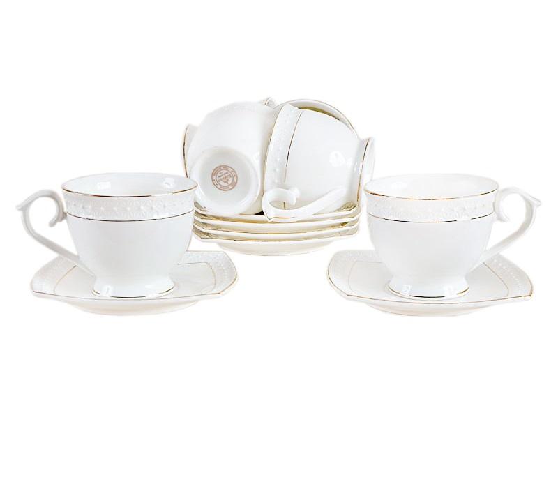 Набор кофейный The snow QueenКофейные сервизы<br>Эксклюзивная коллекция чайно-столовой посуды &amp;quot;Снежная королева&amp;quot; - выбор истинных ценителей прекрасного!<br>Посуду отличает лёгкость, молочно-белый цвет, отводка с содержанием 10-ти процентного настоящего золота, оригинальность формы и рельефа.&amp;amp;nbsp;&amp;lt;span style=&amp;quot;font-size: 14px;&amp;quot;&amp;gt;Эксклюзивный рельеф &amp;quot;Снежинки&amp;quot;, украшающий посуду.&amp;lt;/span&amp;gt;&amp;lt;div&amp;gt;&amp;lt;span style=&amp;quot;font-size: 14px;&amp;quot;&amp;gt;&amp;lt;br&amp;gt;&amp;lt;/span&amp;gt;&amp;lt;/div&amp;gt;&amp;lt;div&amp;gt;&amp;lt;span style=&amp;quot;font-size: 14px;&amp;quot;&amp;gt;&amp;amp;nbsp;&amp;quot;Снежная королева  чашка 90мл (6шт), блюдце (6шт)&amp;lt;/span&amp;gt;&amp;lt;/div&amp;gt;<br><br>Material: Керамика<br>Length см: None<br>Width см: None<br>Height см: 7<br>Diameter см: 5