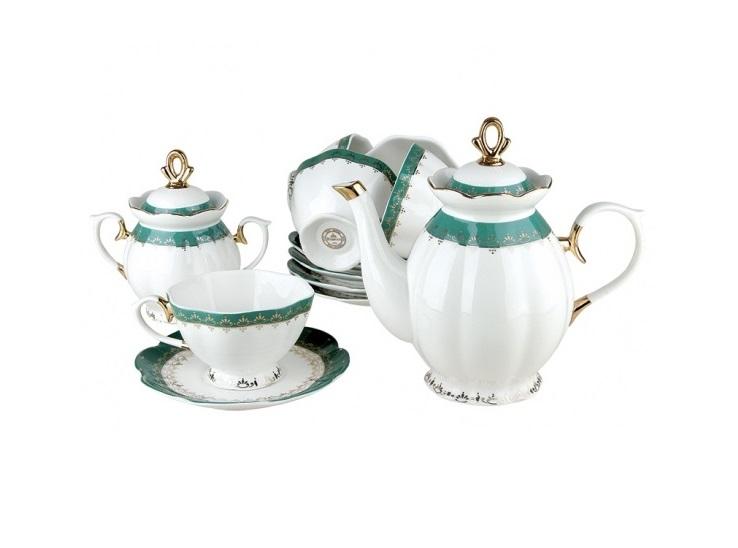 "Чайный набор ""Emerald"" от The Furnish"