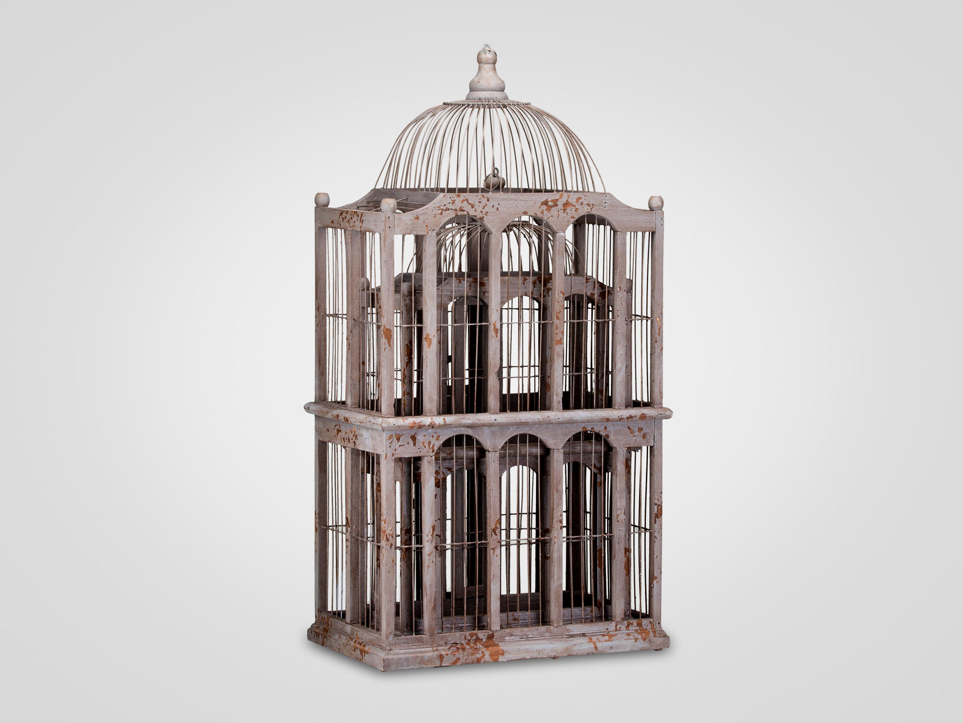 Комплект декоративных клеток (2шт) от The Furnish