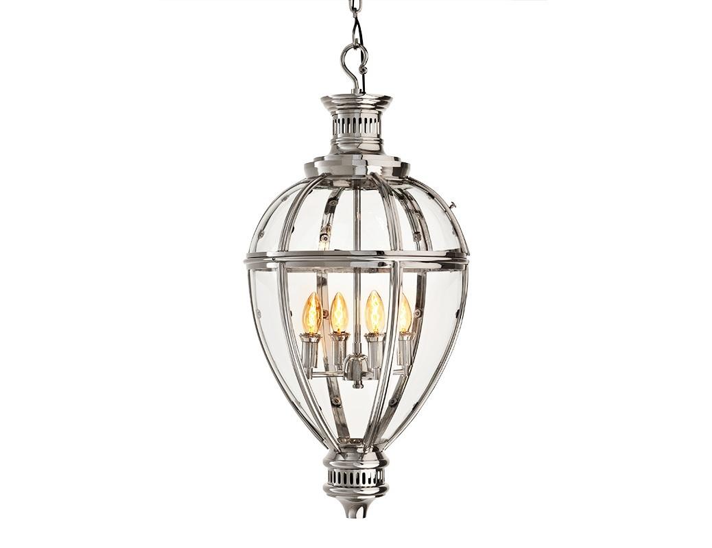 Подвесной светильник ArcadiaПодвесные светильники<br>Подвесной светильник-латерна Arcadia с плафоном из прозрачного стекла. Цвет металла: никель. Высоту можно регулировать за счет звеньев цепи.&amp;lt;div&amp;gt;&amp;lt;br&amp;gt;&amp;lt;/div&amp;gt;&amp;lt;div&amp;gt;Можно дополнительно заказать абажуры.&amp;lt;/div&amp;gt;&amp;lt;div&amp;gt;&amp;lt;br&amp;gt;&amp;lt;/div&amp;gt;&amp;lt;div&amp;gt;&amp;lt;div&amp;gt;Вид цоколя: E14&amp;lt;/div&amp;gt;&amp;lt;div&amp;gt;Мощность лампы: 40W&amp;lt;/div&amp;gt;&amp;lt;div&amp;gt;Количество ламп: 4&amp;lt;/div&amp;gt;&amp;lt;/div&amp;gt;<br><br>Material: Металл<br>Height см: 81<br>Diameter см: 36,5