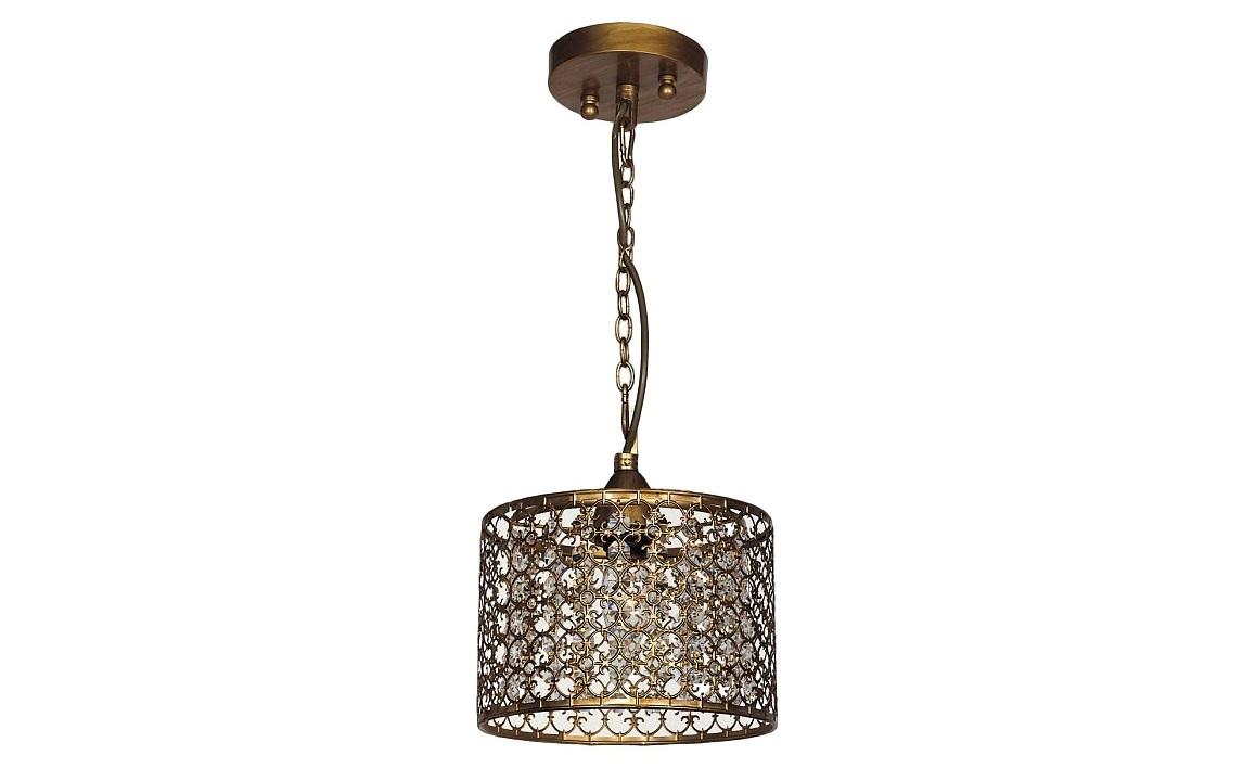 Подвесной светильник AgadirПодвесные светильники<br>&amp;lt;div&amp;gt;&amp;lt;div&amp;gt;Вид цоколя: E14&amp;lt;/div&amp;gt;&amp;lt;div&amp;gt;Мощность: 40W&amp;lt;/div&amp;gt;&amp;lt;div&amp;gt;Количество ламп: 1 (нет в комплекте)&amp;lt;/div&amp;gt;&amp;lt;/div&amp;gt;&amp;lt;div&amp;gt;&amp;lt;br&amp;gt;&amp;lt;/div&amp;gt;&amp;lt;div&amp;gt;Материал арматуры - металл&amp;lt;/div&amp;gt;&amp;lt;div&amp;gt;Материал плафонов и подвесок - металл, хрусталь&amp;lt;/div&amp;gt;&amp;lt;div&amp;gt;&amp;lt;br&amp;gt;&amp;lt;/div&amp;gt;<br><br>Material: Металл<br>Height см: 14<br>Diameter см: 20