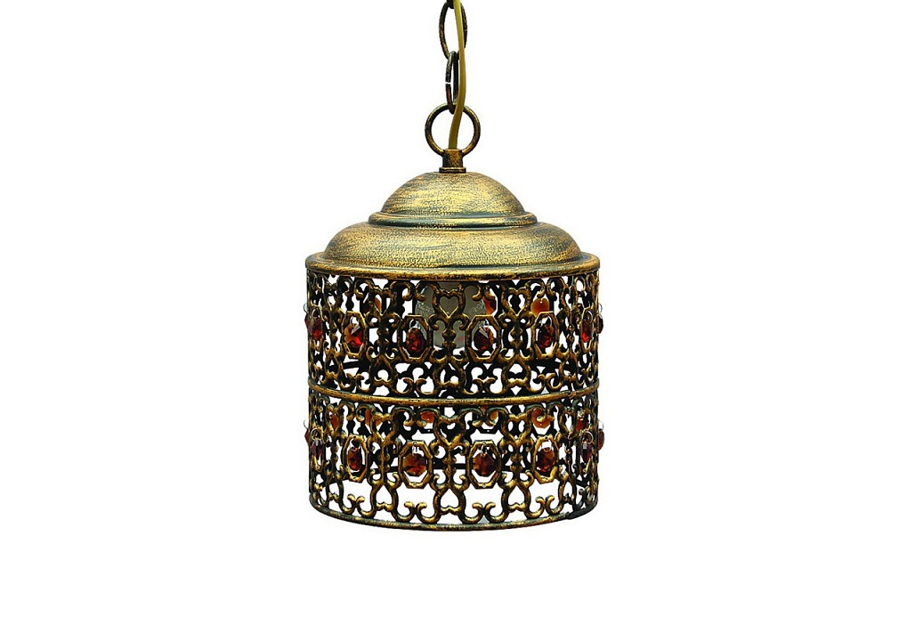 Подвесной светильник MaroccoПодвесные светильники<br>&amp;lt;div&amp;gt;Вид цоколя: E14&amp;lt;/div&amp;gt;&amp;lt;div&amp;gt;Мощность: 40W&amp;lt;/div&amp;gt;&amp;lt;div&amp;gt;Количество ламп: 1 (нет в комплекте)&amp;lt;/div&amp;gt;<br><br>Material: Металл<br>Height см: 25<br>Diameter см: 18.5