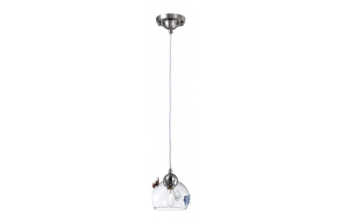 Подвесной светильник MeletaПодвесные светильники<br>&amp;lt;div&amp;gt;&amp;lt;div&amp;gt;Вид цоколя: E14&amp;lt;/div&amp;gt;&amp;lt;div&amp;gt;Мощность: 40W&amp;lt;/div&amp;gt;&amp;lt;div&amp;gt;Количество ламп: 1 (нет в комплекте)&amp;lt;/div&amp;gt;&amp;lt;div&amp;gt;&amp;lt;br&amp;gt;&amp;lt;/div&amp;gt;&amp;lt;div&amp;gt;Материал арматуры - металл&amp;lt;/div&amp;gt;&amp;lt;div&amp;gt;Материал плафонов и подвесок - стекло&amp;lt;/div&amp;gt;&amp;lt;div&amp;gt;&amp;lt;br&amp;gt;&amp;lt;/div&amp;gt;&amp;lt;/div&amp;gt;<br><br>Material: Стекло<br>Высота см: 125
