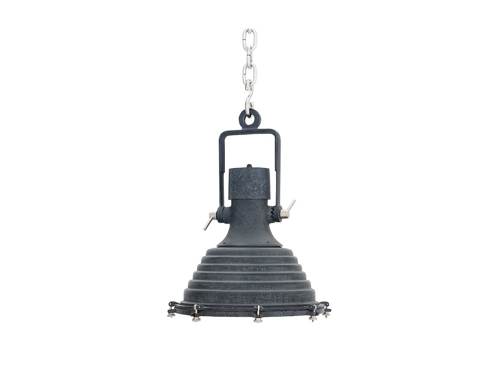 Подвесной светильник Lamp Maritime LПодвесные светильники<br>&amp;lt;div&amp;gt;Вид цоколя: E27&amp;lt;/div&amp;gt;&amp;lt;div&amp;gt;Мощность лампы: 60W&amp;lt;/div&amp;gt;&amp;lt;div&amp;gt;Количество ламп: 1&amp;lt;/div&amp;gt;<br><br>Material: Металл<br>Height см: 64<br>Diameter см: 48