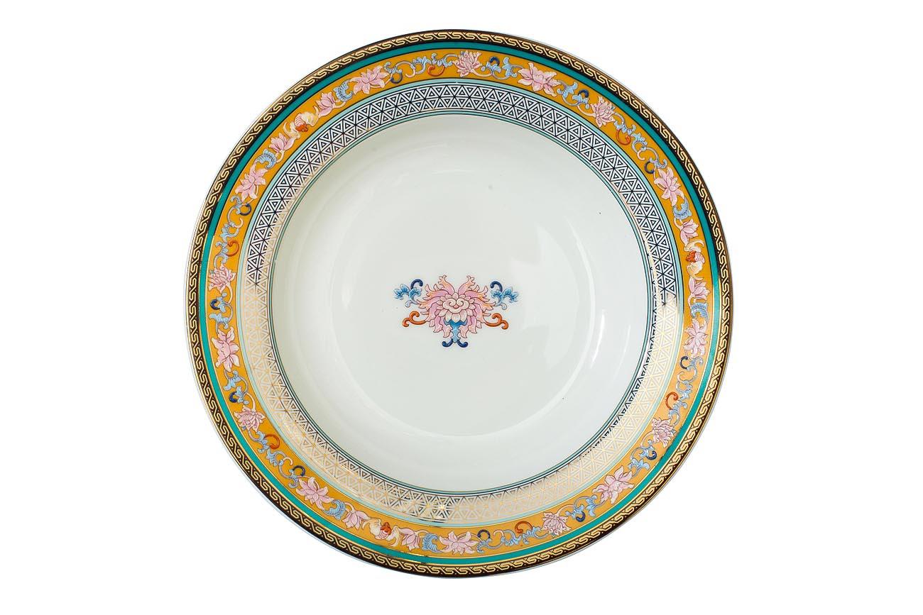 Тарелка суповаяТарелки<br><br><br>Material: Фарфор<br>Diameter см: 21
