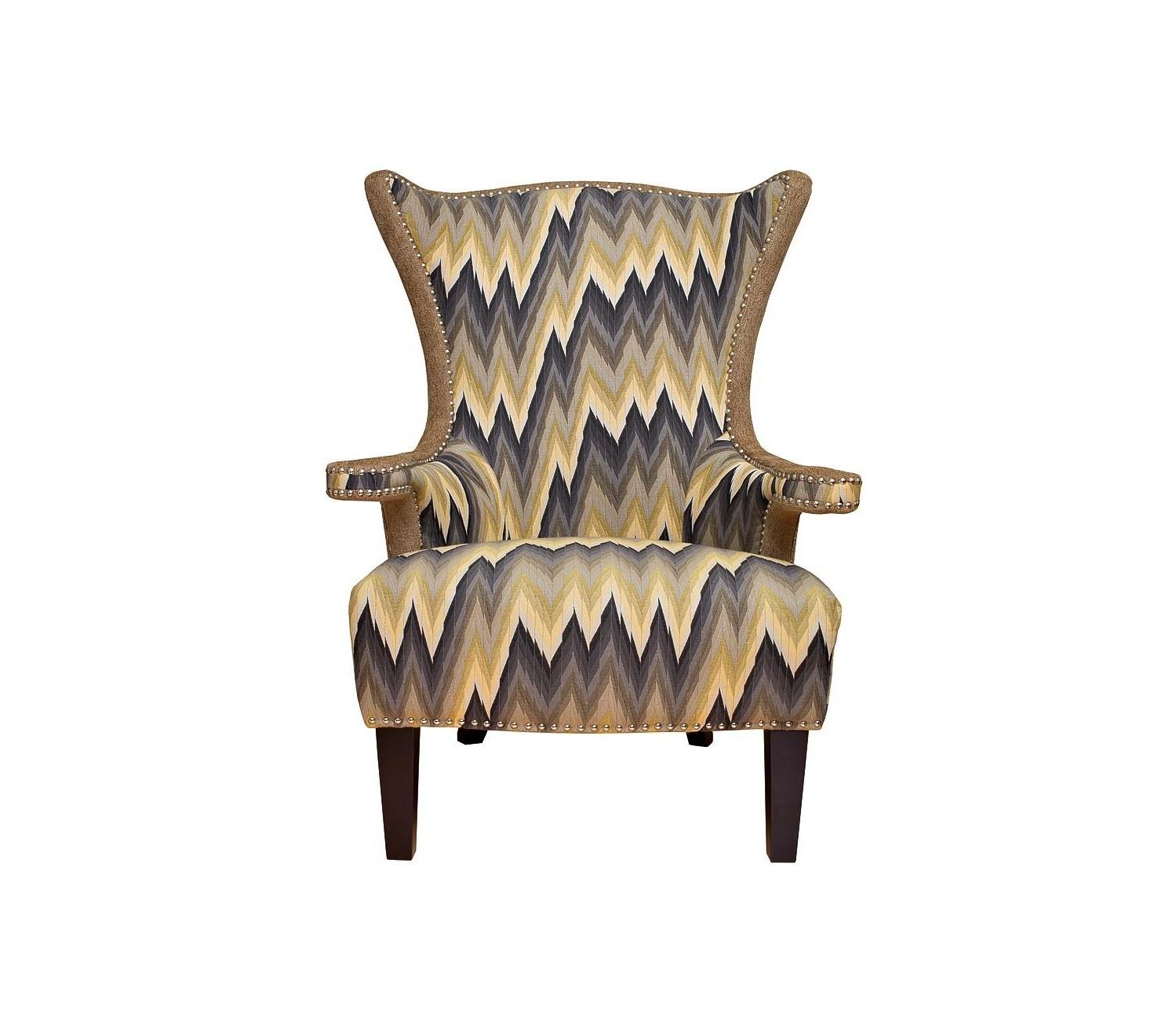 Кресло ШалеКресла с высокой спинкой<br><br><br>Material: Велюр<br>Ширина см: 86<br>Высота см: 110<br>Глубина см: 94