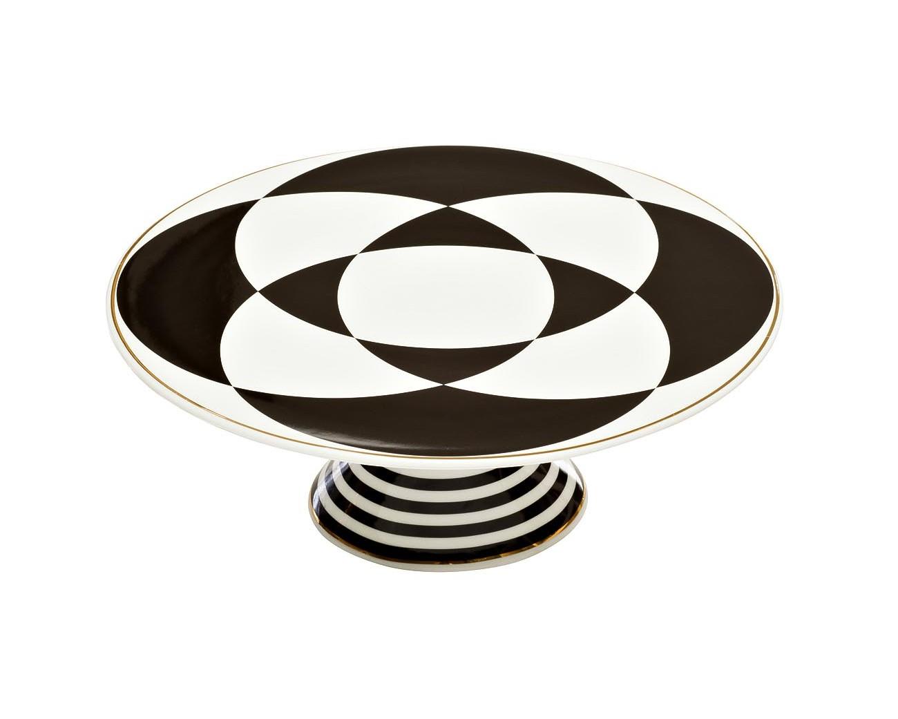 Подставка для тортаПодставки и доски<br><br><br>Material: Фарфор