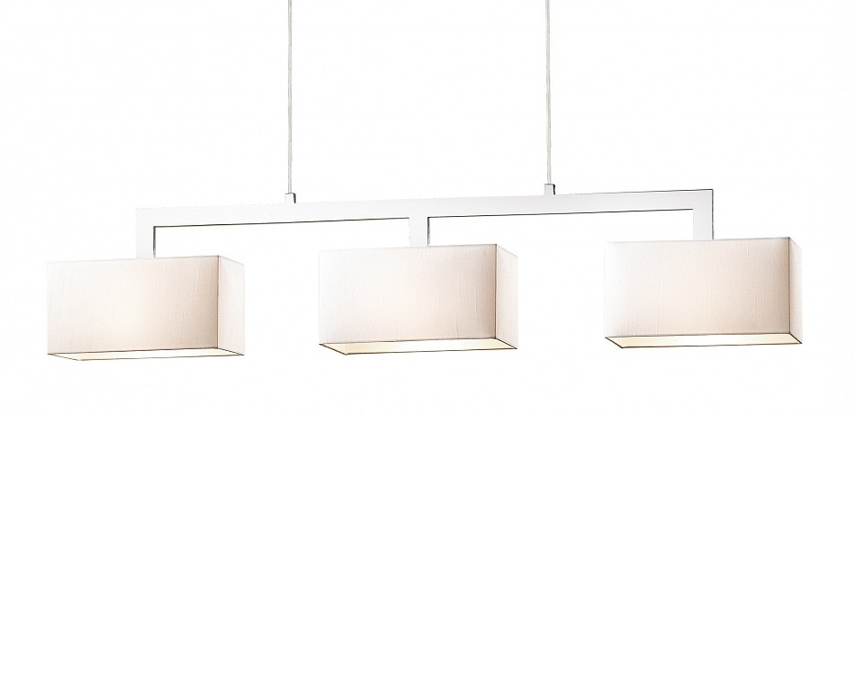 Подвесной светильник NorteЛюстры подвесные<br>&amp;lt;div&amp;gt;Вид цоколя: E27&amp;lt;/div&amp;gt;&amp;lt;div&amp;gt;Мощность: 60W&amp;lt;/div&amp;gt;&amp;lt;div&amp;gt;Количество ламп: 3 (нет в комплекте)&amp;lt;/div&amp;gt;<br><br>Material: Текстиль<br>Length см: 113<br>Height см: 22.6