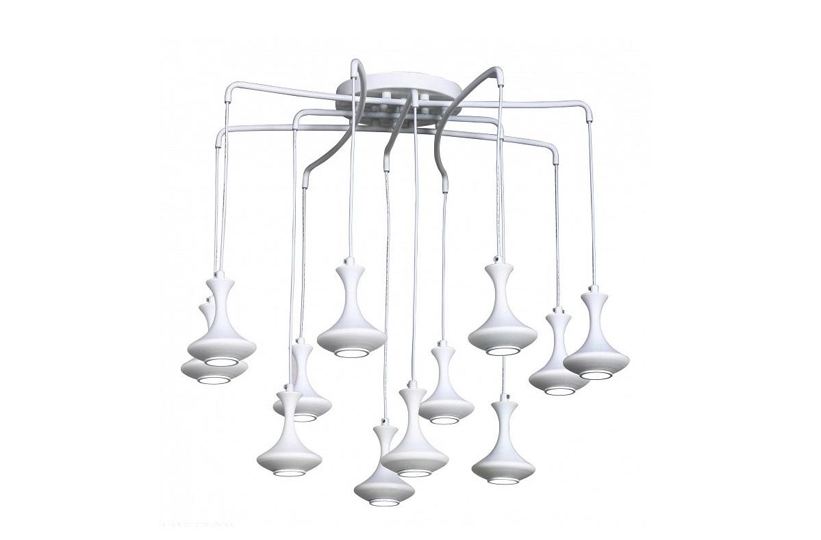 Подвесной светильник LeoПодвесные светильники<br>&amp;lt;div&amp;gt;Вид цоколя: G5&amp;lt;/div&amp;gt;&amp;lt;div&amp;gt;Мощность: 5W&amp;lt;/div&amp;gt;&amp;lt;div&amp;gt;Количество ламп: 12 (нет в комплекте)&amp;lt;/div&amp;gt;<br><br>Material: Металл<br>Height см: 100<br>Diameter см: 65