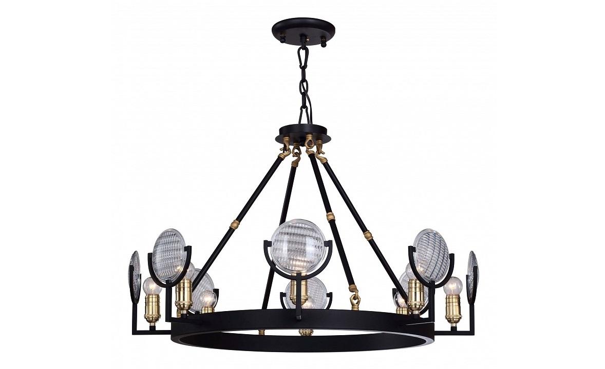 Подвесной светильник FaraЛюстры подвесные<br>&amp;lt;div&amp;gt;Вид цоколя: E27&amp;lt;/div&amp;gt;&amp;lt;div&amp;gt;Мощность: 40W&amp;lt;/div&amp;gt;&amp;lt;div&amp;gt;Количество ламп: 8 (нет в комплекте)&amp;lt;/div&amp;gt;<br><br>Material: Металл<br>Высота см: 50