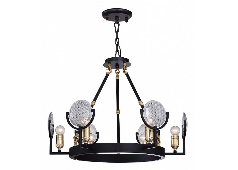 Подвесной светильник FaraЛюстры подвесные<br>&amp;lt;div&amp;gt;Вид цоколя: E27&amp;lt;/div&amp;gt;&amp;lt;div&amp;gt;Мощность: 40W&amp;lt;/div&amp;gt;&amp;lt;div&amp;gt;Количество ламп: 6 (нет в комплекте)&amp;lt;/div&amp;gt;<br><br>Material: Металл<br>Height см: 45<br>Diameter см: 61.5