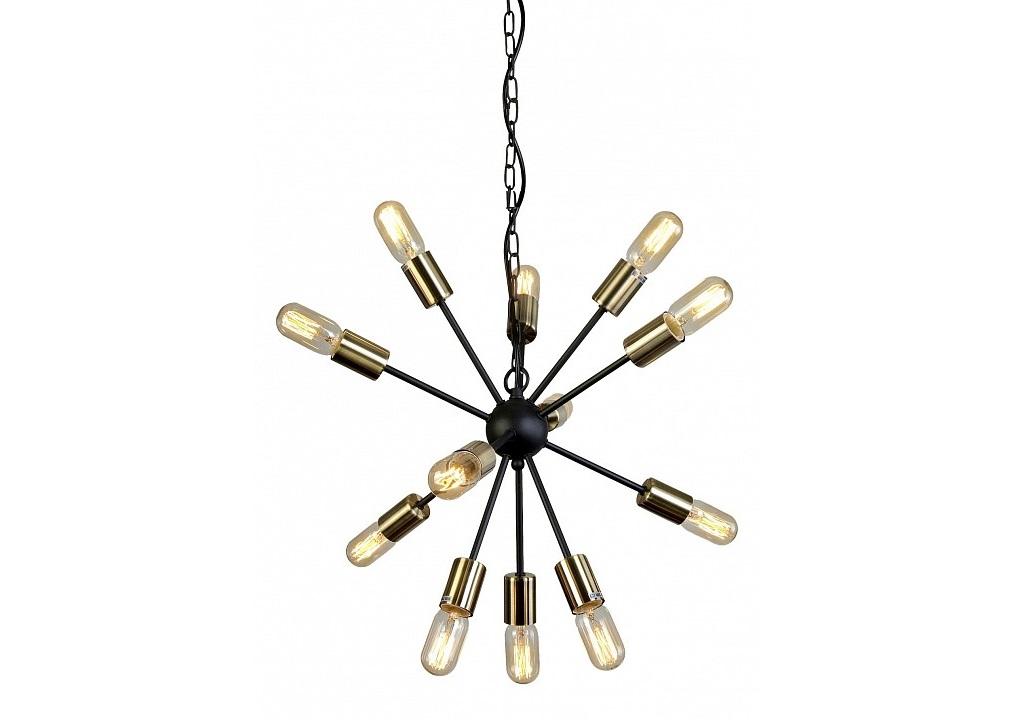 Подвесной светильник ScholzПодвесные светильники<br>&amp;lt;div&amp;gt;Вид цоколя: E27&amp;lt;/div&amp;gt;&amp;lt;div&amp;gt;Мощность: 60W&amp;lt;/div&amp;gt;&amp;lt;div&amp;gt;Количество ламп: 12 (нет в комплекте&amp;lt;/div&amp;gt;<br><br>Material: Металл<br>Высота см: 46