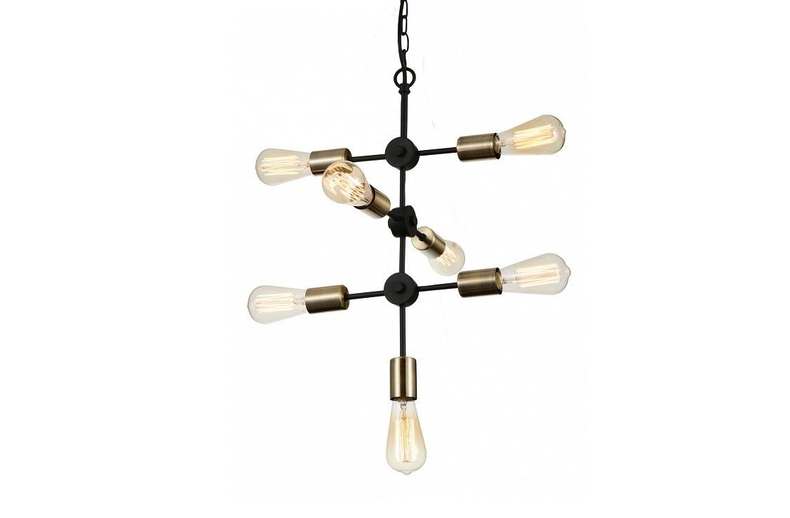 Подвесной светильник ScholzПодвесные светильники<br>&amp;lt;div&amp;gt;Вид цоколя: E27&amp;lt;/div&amp;gt;&amp;lt;div&amp;gt;Мощность: 60W&amp;lt;/div&amp;gt;&amp;lt;div&amp;gt;Количество ламп: 7 (нет в комплекте)&amp;lt;/div&amp;gt;<br><br>Material: Металл<br>Height см: 55<br>Diameter см: 30