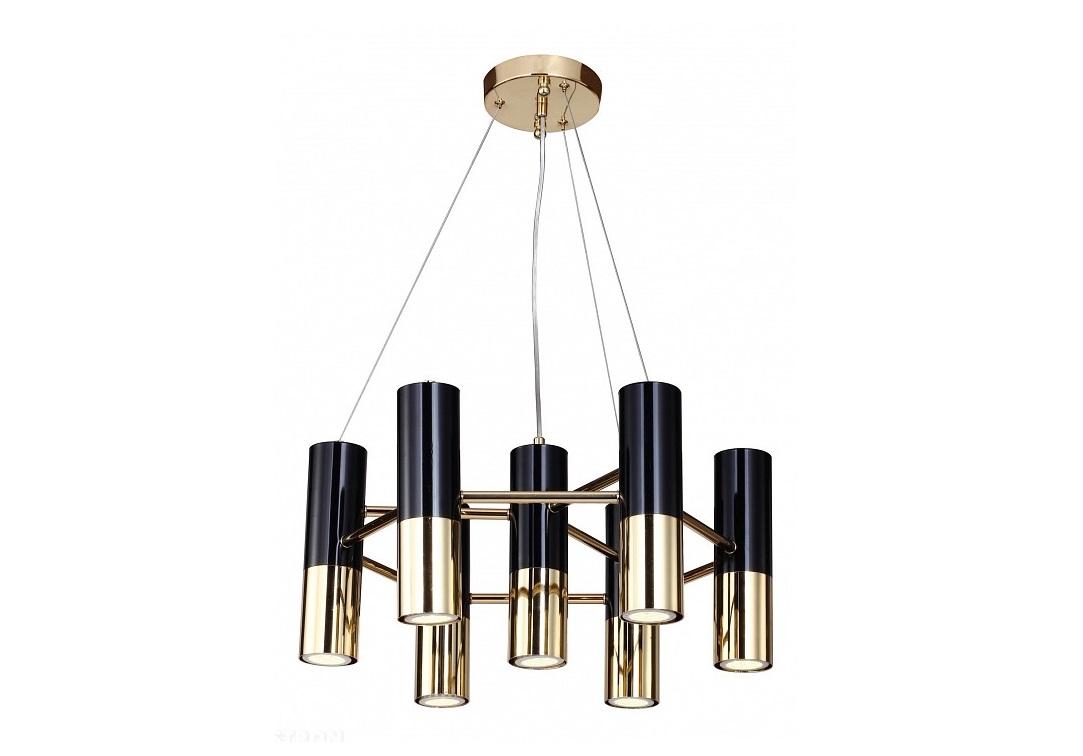 Подвесной светильник UltraЛюстры подвесные<br>&amp;lt;div&amp;gt;Вид цоколя: GU5&amp;lt;/div&amp;gt;&amp;lt;div&amp;gt;Мощность: 5W&amp;lt;/div&amp;gt;&amp;lt;div&amp;gt;Количество ламп: 7 (нет в комплекте)&amp;lt;/div&amp;gt;<br><br>Material: Металл<br>Высота см: 24