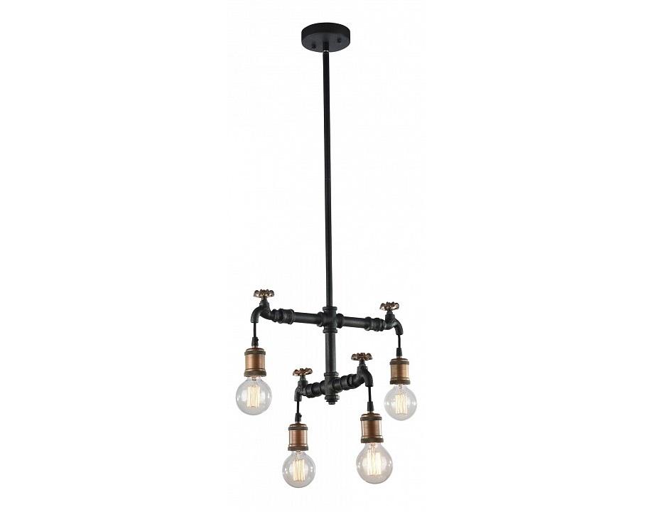 Подвесной светильник FaucetПодвесные светильники<br>&amp;lt;div&amp;gt;Вид цоколя: E27&amp;lt;/div&amp;gt;&amp;lt;div&amp;gt;Мощность: 60W&amp;lt;/div&amp;gt;&amp;lt;div&amp;gt;Количество ламп: 4 (нет в комплекте)&amp;lt;/div&amp;gt;<br><br>Material: Металл<br>Height см: 65<br>Diameter см: 44