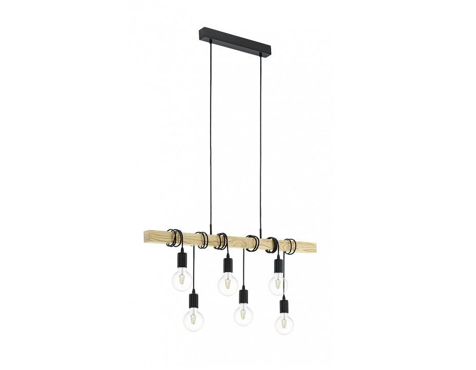 Подвесной светильник TownshendПодвесные светильники<br>&amp;lt;div&amp;gt;Вид цоколя: E27&amp;lt;/div&amp;gt;&amp;lt;div&amp;gt;Мощность: 60W&amp;lt;/div&amp;gt;&amp;lt;div&amp;gt;Количество ламп: 6 (нет в комплекте)&amp;lt;/div&amp;gt;<br><br>Material: Дерево<br>Ширина см: 100<br>Высота см: 110