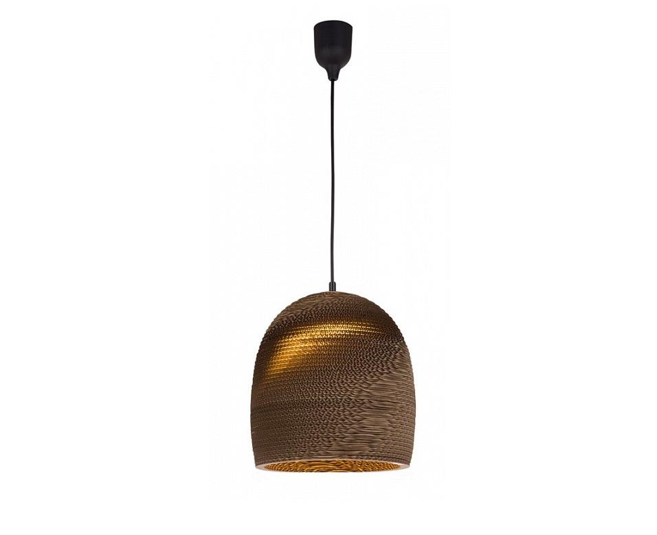 Подвесной светильник KartonПодвесные светильники<br>&amp;lt;div&amp;gt;&amp;lt;div&amp;gt;Вид цоколя: E27&amp;lt;/div&amp;gt;&amp;lt;div&amp;gt;Мощность: 25W&amp;lt;/div&amp;gt;&amp;lt;div&amp;gt;Количество ламп: 1 (нет в комплекте)&amp;lt;/div&amp;gt;&amp;lt;/div&amp;gt;&amp;lt;div&amp;gt;&amp;lt;br&amp;gt;&amp;lt;/div&amp;gt;&amp;lt;div&amp;gt;Материал арматуры - металл&amp;lt;/div&amp;gt;&amp;lt;div&amp;gt;Материал плафонов и подвесок - картон&amp;lt;/div&amp;gt;<br><br>Material: Металл<br>Height см: 28<br>Diameter см: 27