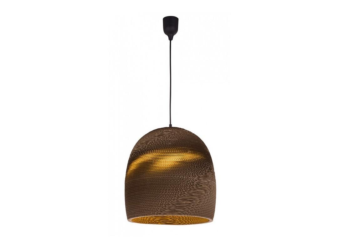 Подвесной светильник KartonПодвесные светильники<br>&amp;lt;div&amp;gt;&amp;lt;div&amp;gt;Вид цоколя: E27&amp;lt;/div&amp;gt;&amp;lt;div&amp;gt;Мощность: 25W&amp;lt;/div&amp;gt;&amp;lt;div&amp;gt;Количество ламп: 3 (нет в комплекте)&amp;lt;/div&amp;gt;&amp;lt;/div&amp;gt;&amp;lt;div&amp;gt;&amp;lt;br&amp;gt;&amp;lt;/div&amp;gt;&amp;lt;div&amp;gt;Материал арматуры - металл&amp;lt;/div&amp;gt;&amp;lt;div&amp;gt;Материал плафонов и подвесок - картон&amp;lt;/div&amp;gt;<br><br>Material: Металл<br>Height см: 42<br>Diameter см: 38