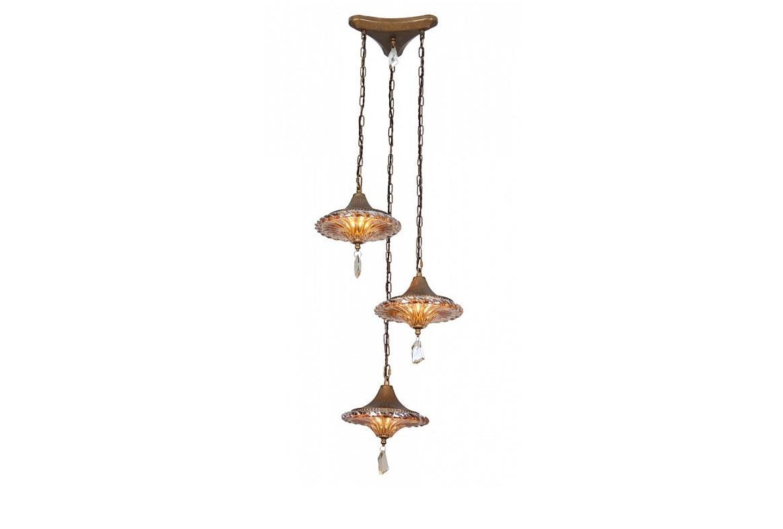 Подвесной светильник MuranoПодвесные светильники<br>&amp;lt;div&amp;gt;Вид цоколя: G9&amp;lt;/div&amp;gt;&amp;lt;div&amp;gt;Мощность: 40W&amp;lt;/div&amp;gt;Количество ламп: 3 (нет в комплекте)&amp;amp;nbsp;&amp;lt;div&amp;gt;&amp;lt;div&amp;gt;&amp;lt;br&amp;gt;&amp;lt;/div&amp;gt;&amp;lt;div&amp;gt;Материал арматуры - металл&amp;lt;/div&amp;gt;&amp;lt;div&amp;gt;Материал плафонов и подвесок - стекло, хрусталь&amp;lt;/div&amp;gt;&amp;lt;/div&amp;gt;<br><br>Material: Стекло<br>Height см: 50<br>Diameter см: 44