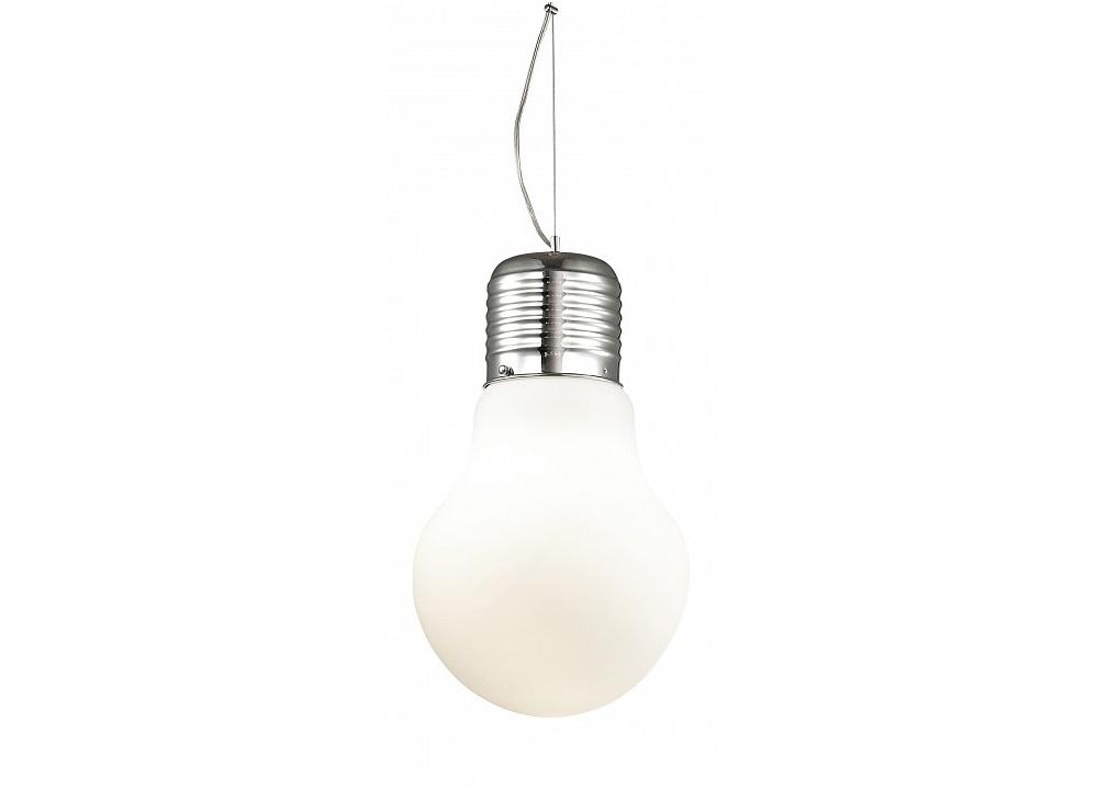 Подвесной светильник BulbПодвесные светильники<br>&amp;lt;div&amp;gt;&amp;lt;div&amp;gt;Вид цоколя: E27&amp;lt;/div&amp;gt;&amp;lt;div&amp;gt;Мощность: 60W&amp;lt;/div&amp;gt;&amp;lt;div&amp;gt;Количество ламп: 1 (нет в комплекте)&amp;lt;/div&amp;gt;&amp;lt;/div&amp;gt;&amp;lt;div&amp;gt;&amp;lt;br&amp;gt;&amp;lt;/div&amp;gt;&amp;lt;div&amp;gt;Материал арматуры - металл&amp;lt;br&amp;gt;&amp;lt;/div&amp;gt;&amp;lt;div&amp;gt;Материал плафонов и подвесок - стекло&amp;lt;/div&amp;gt;<br><br>Material: Стекло<br>Высота см: 36
