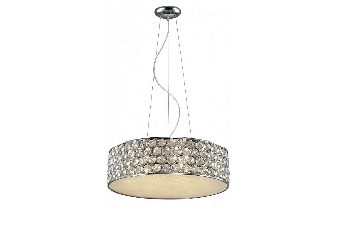 Подвесной светильник EvetaПодвесные светильники<br>&amp;lt;div&amp;gt;&amp;lt;div&amp;gt;Вид цоколя: G9&amp;lt;/div&amp;gt;&amp;lt;div&amp;gt;Мощность: 42W&amp;lt;/div&amp;gt;&amp;lt;div&amp;gt;Количество ламп: 6 (нет в комплекте)&amp;lt;/div&amp;gt;&amp;lt;/div&amp;gt;&amp;lt;div&amp;gt;&amp;lt;br&amp;gt;&amp;lt;/div&amp;gt;&amp;lt;div&amp;gt;Материал арматуры - металл&amp;lt;/div&amp;gt;&amp;lt;div&amp;gt;Материал плафонов и подвесок - стекло, хрусталь&amp;lt;/div&amp;gt;<br><br>Material: Металл<br>Высота см: 140