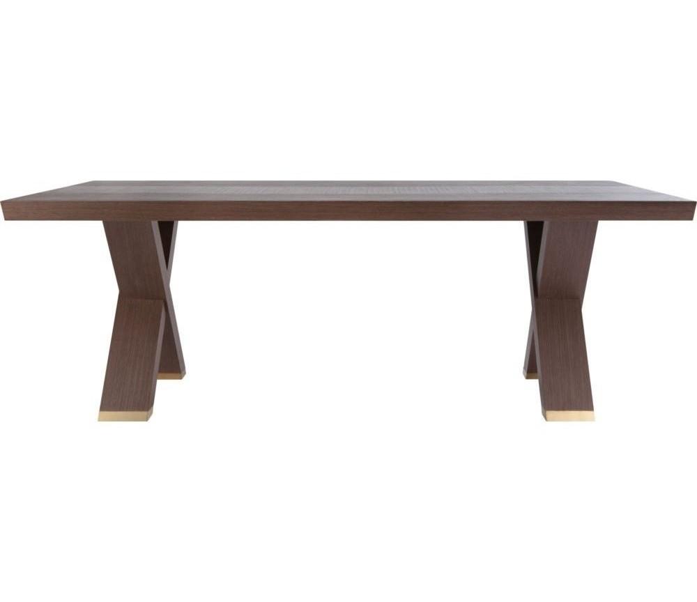 Стол обеденныйОбеденные столы<br><br><br>Material: Красное дерево<br>Width см: 220<br>Depth см: 100<br>Height см: 76