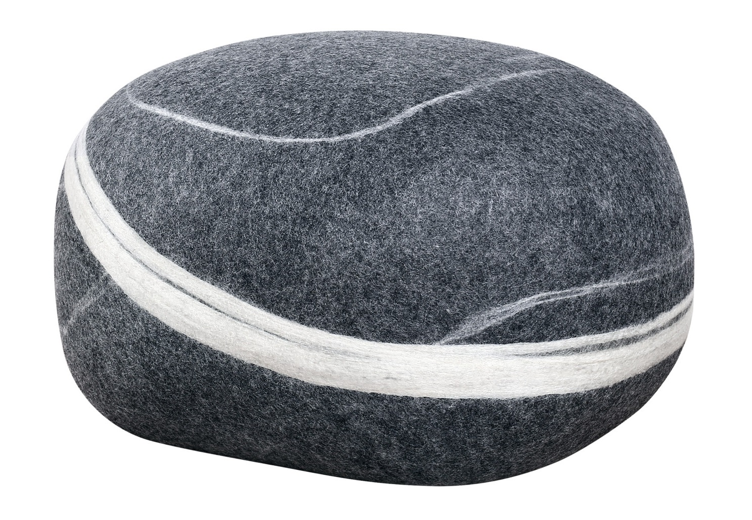 ПуфФорменные пуфы<br>&amp;lt;div&amp;gt;Пуф-камень — &amp;amp;nbsp;это образец природного минимализма в декоре. Плавные формы отсылают нас к живописным японским каменным садам, где &amp;amp;nbsp;вода в течение многих веков стачивала все лишнее. Изготовленный вручную, он сочетает в себе функциональность и декоративность и гармонично вписывается в стили «хай-тек» и «модерн».&amp;amp;nbsp;&amp;lt;/div&amp;gt;&amp;lt;div&amp;gt;&amp;lt;br&amp;gt;&amp;lt;/div&amp;gt;&amp;lt;div&amp;gt;Изготовлено по особой технологии прессования из 100% шерсти мериноса.&amp;lt;/div&amp;gt;<br><br>Material: Шерсть<br>Ширина см: 54<br>Высота см: 39<br>Глубина см: 63