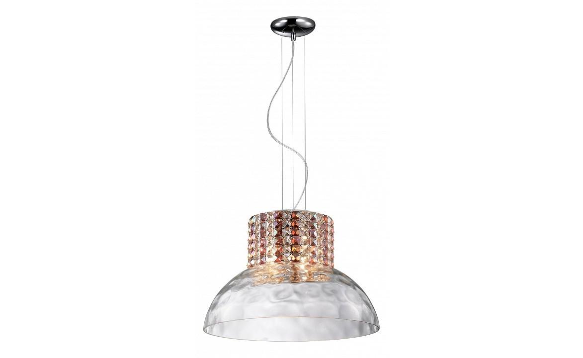 Подвесной светильник LarusПодвесные светильники<br>&amp;lt;div&amp;gt;Вид цоколя: G9&amp;lt;/div&amp;gt;&amp;lt;div&amp;gt;Мощность: 40W&amp;lt;/div&amp;gt;&amp;lt;div&amp;gt;Количество ламп: 1 (нет в комплекте)&amp;lt;/div&amp;gt;&amp;lt;div&amp;gt;&amp;lt;br&amp;gt;&amp;lt;/div&amp;gt;&amp;lt;div&amp;gt;Материал арматуры - металл&amp;lt;/div&amp;gt;&amp;lt;div&amp;gt;Материал плафонов и подвесок - стекло, хрусталь&amp;lt;/div&amp;gt;<br><br>Material: Стекло<br>Height см: 155<br>Diameter см: 48