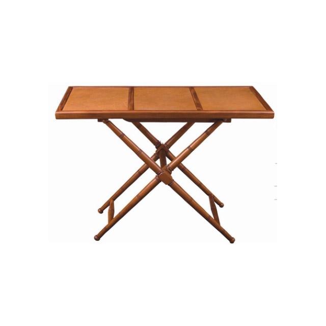 Стол MALINDI 105Приставные столики<br><br><br>Material: Тик<br>Length см: None<br>Width см: 105<br>Depth см: 78<br>Height см: 45<br>Diameter см: None