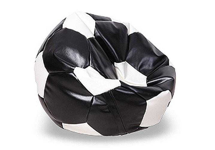 Пуф FootballКожаные пуфы<br>&amp;lt;div&amp;gt;Пуф бескаркасный в форме футбольного мяча. Предусмотрена возможность дополнительной засыпки наполнителя, для этого имеется специальный клапан.&amp;lt;/div&amp;gt;&amp;lt;div&amp;gt;&amp;lt;br&amp;gt;&amp;lt;/div&amp;gt;&amp;lt;div&amp;gt;Материалы:&amp;lt;/div&amp;gt;&amp;lt;div&amp;gt;Чехол: экокожа.&amp;lt;/div&amp;gt;&amp;lt;div&amp;gt;Наполнение: гранулы пенополистирола.&amp;lt;/div&amp;gt;<br><br>Material: Кожа<br>Width см: None<br>Depth см: None<br>Height см: None<br>Diameter см: 100