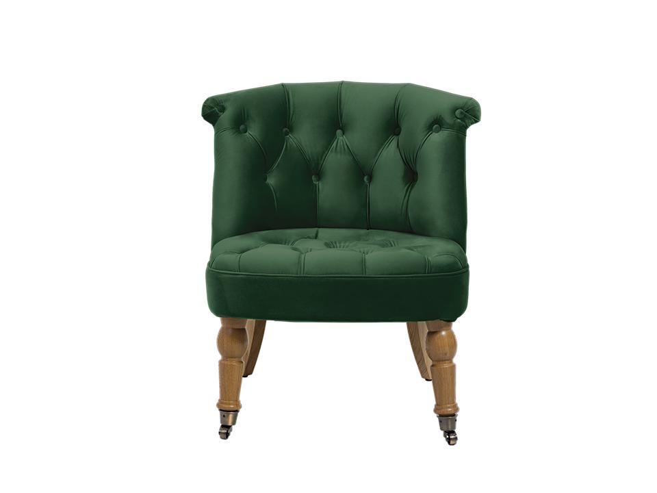 Кресло VisconteИнтерьерные кресла<br>&amp;lt;div&amp;gt;Низкое мягкое кресло на точёных ножках с колёсиками. Спинка и сиденье декорированы стёжкой капитоне на пуговицах.&amp;lt;/div&amp;gt;&amp;lt;div&amp;gt;&amp;lt;br&amp;gt;&amp;lt;/div&amp;gt;&amp;lt;div&amp;gt;Материалы:&amp;lt;/div&amp;gt;&amp;lt;div&amp;gt;Каркас: деревянный брус, фанера&amp;lt;/div&amp;gt;&amp;lt;div&amp;gt;Сиденье и спинка: эластичные ремни, пенополиуретан, синтепон&amp;lt;/div&amp;gt;&amp;lt;div&amp;gt;Обивка: ткань&amp;lt;/div&amp;gt;&amp;lt;div&amp;gt;Ножки: массив дерева&amp;lt;/div&amp;gt;&amp;lt;div&amp;gt;&amp;lt;br&amp;gt;&amp;lt;/div&amp;gt;&amp;lt;div&amp;gt;Ширина сиденья:60 см&amp;lt;/div&amp;gt;&amp;lt;div&amp;gt;Глубина сиденья:46 см&amp;lt;/div&amp;gt;&amp;lt;div&amp;gt;Высота сиденья:42 см&amp;lt;/div&amp;gt;<br><br>Material: Текстиль<br>Width см: 70<br>Depth см: 65<br>Height см: 76