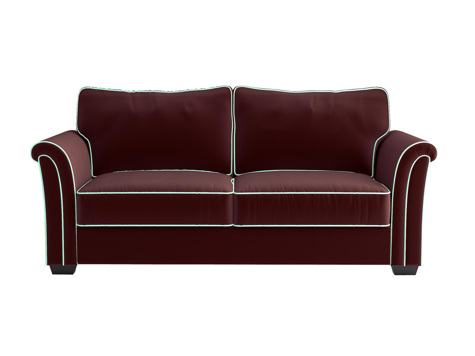 Диван-кровать SydПрямые раскладные диваны<br>&amp;lt;div&amp;gt;Диван-кровать двухместный с мягким удобным сиденьем и механизмом трансформации Sedaflex.&amp;amp;nbsp;&amp;lt;/div&amp;gt;&amp;lt;div&amp;gt;&amp;lt;br&amp;gt;&amp;lt;/div&amp;gt;&amp;lt;div&amp;gt;Материалы:&amp;lt;/div&amp;gt;&amp;lt;div&amp;gt;Каркас: деревянный брус, фанера.&amp;lt;/div&amp;gt;&amp;lt;div&amp;gt;Подушки спинок: синтетическое волокно «синтепух».&amp;lt;/div&amp;gt;&amp;lt;div&amp;gt;Подушки сидений: пенополиуретан, синтепон, пружинный блок.&amp;lt;/div&amp;gt;&amp;lt;div&amp;gt;Лицевые чехлы подушек съёмные.&amp;lt;/div&amp;gt;&amp;lt;div&amp;gt;Обивка: 100% полиэстер.&amp;lt;/div&amp;gt;&amp;lt;div&amp;gt;&amp;lt;br&amp;gt;&amp;lt;/div&amp;gt;&amp;lt;div&amp;gt;Ширина сиденья:158 см&amp;lt;/div&amp;gt;&amp;lt;div&amp;gt;Глубина сиденья:57 см&amp;lt;/div&amp;gt;&amp;lt;div&amp;gt;Высота сиденья:48 см&amp;lt;/div&amp;gt;&amp;lt;div&amp;gt;Высота подлокотников:75 см&amp;lt;/div&amp;gt;&amp;lt;div&amp;gt;Размер спального места 184х133 см.&amp;lt;/div&amp;gt;<br><br>Material: Текстиль<br>Width см: 205<br>Depth см: 103<br>Height см: 97