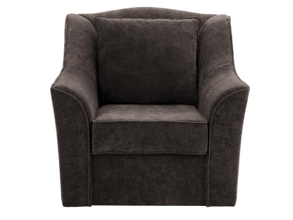 Кресло VermontИнтерьерные кресла<br>Кресло с декоративной подушкой.Материалы:Каркас: деревянный брус, фанера, МДФПодушки сидений: пенополиуретан, холлофайберПодушки спинок: синтепонЛицевой чехол: несъёмныйШирина сиденья:57 смГлубина сиденья:81 смВысота сиденья:47,5 смВысота подлокотника:63 см<br><br>kit: None<br>gender: None
